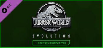 Jurassic World Evolution Herbivore Dinosaur Pack - PC