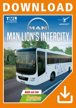 Fernbus Simulator MAN Lion's Intercity - PC