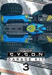 GRIP Combat Racing Cygon Garage Kit 3 - PC