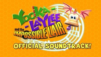Yooka Laylee and the Impossible Lair OST - PC