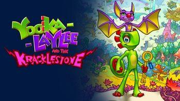 Yooka Laylee and the Kracklestone Graphic Novel - PC