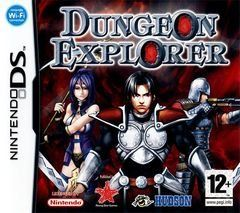Dungeon Explorer - 3DS