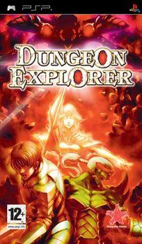 Dungeon Explorer - PSP