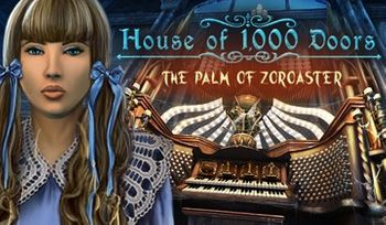 House of 1000 Doors The Palm of Zoroaster - PC