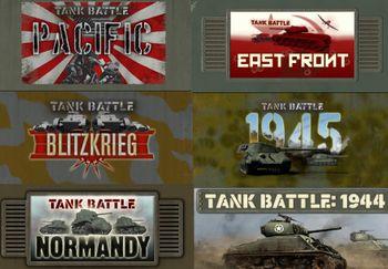 Tank battle - PC
