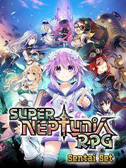 Super Neptunia RPG Sentai Set - PC