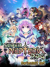 Super Neptunia RPG Swimsuit Set - PC