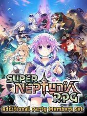 Super Neptunia RPG Additional Party Members Set - PC