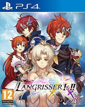 Langrisser I & II - PS4