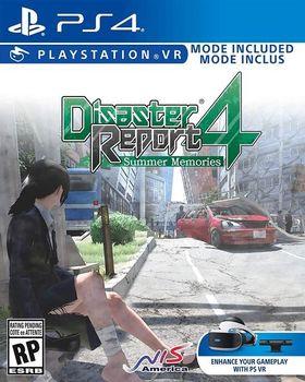 Disaster Report 4 Summer Memories - PS4