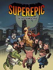 SuperEpic The Entertainment War - PC
