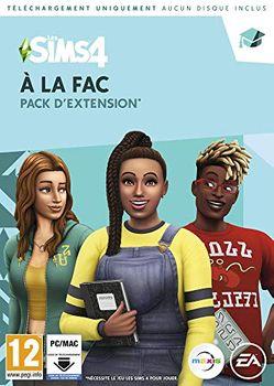 Les Sims 4 : À la fac - PC