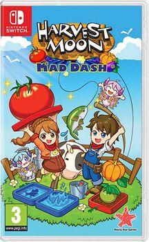 Harvest Moon Mad Dash - SWITCH