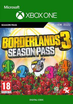 Borderlands 3 Season Pass - XBOX ONE