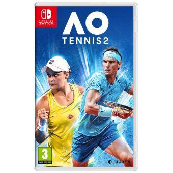 AO Tennis 2 - SWITCH
