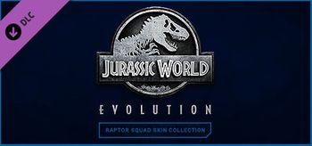 Jurassic World Evolution Raptor Squad Skin Collection - PC