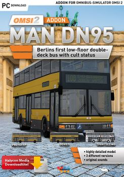OMSI 2 Add on MAN DN95 - PC