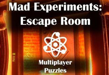 Mad Experiments Escape Room - PC