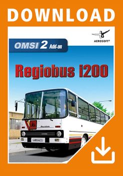 OMSI 2 Add On Regiobus i200 - PC