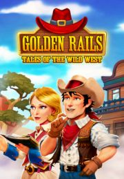 Golden Rails Tales of the Wild West - PC