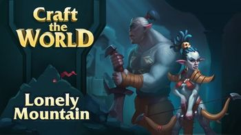 Craft The World Lonely Mountain - PC