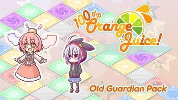 100 Orange Juice Old Guardian Pack - PC