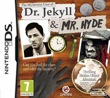The mysterious Case of Dr Jekyll and Mr Hyde - 3DS