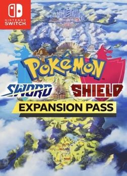 Pokémon Bouclier - Pass d'extension - SWITCH