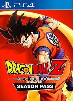 Dragon Ball Z Kakarot Season Pass - PS4
