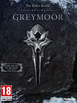 The Elder Scrolls Online Greymoor - PS4