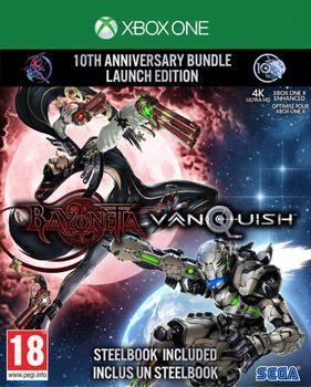 Bayonetta + Vanquish - 10ème Anniversaire Bundle Edition - XBOX ONE