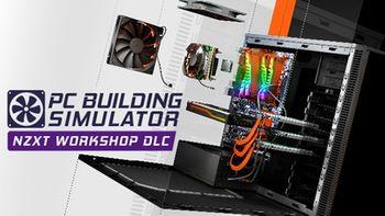 PC Building Simulator NZXT Workshop - PC