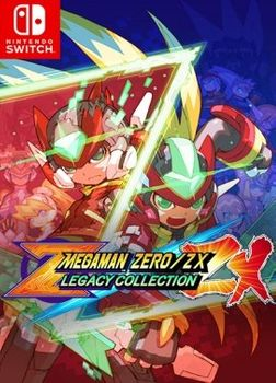Mega Man Zero/ZX Legacy Collection - SWITCH