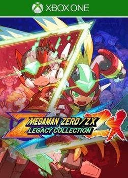 Mega Man Zero/ZX Legacy Collection - XBOX ONE