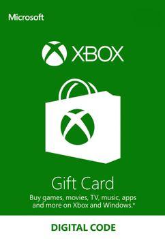 Carte Cadeau Xbox Live - XBOX ONE