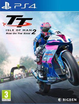 TT Isle of Man 2 Ride on the Edge - PS4