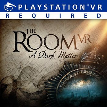 The Room VR A Dark Matter - PS4