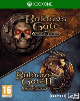 Baldur's Gate : Enhanced Edition + Baldur's Gate II : Enhanced Edition - XBOX ONE