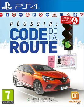 Réussir : Code de la Route - PS4