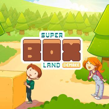 Super Box Land Demake - PS4