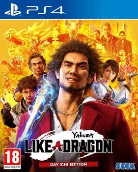 Yakuza : Like a Dragon - PS4