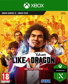 Yakuza : Like a Dragon - XBOX ONE