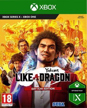 Yakuza : Like a Dragon - XBOX SERIES X