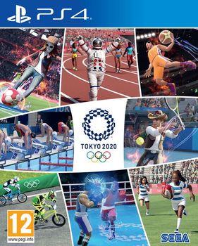 Jeux Olympiques de Tokyo 2020 - PS4