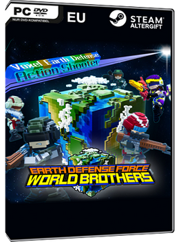 Earth Defense Force : World Brothers - PC