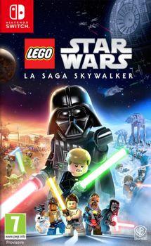 Lego Star Wars : La Saga Skywalker - SWITCH