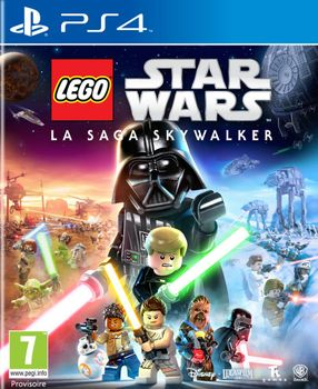 Lego Star Wars : La Saga Skywalker - PS4