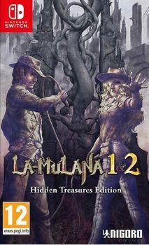 LA-MULANA 1 & 2 - Hidden Treasure - SWITCH