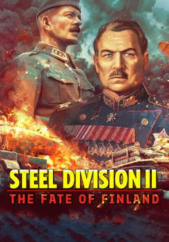Steel Division 2 The Fate of Finland - PC