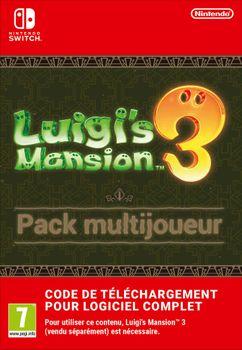 Luigi's Mansion 3 : Pack multijoueur - SWITCH